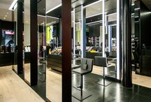 Retail Lighting / LED lighting to make retail spaces beautiful and comfortable.