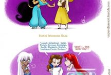 Pocket princesses