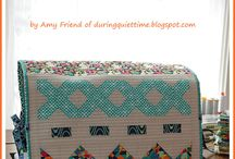 AGF Fat Quarter Gang / by daisy and jack