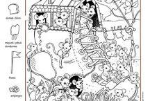 preschooler worksheets