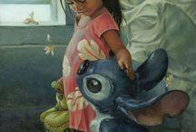 Disney & Pixar & animated movies