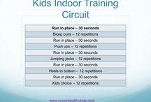 ejercicios para niñ@s