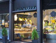 Barcelona coffees & restaurants