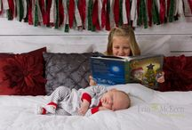 Kids Christmas picture ideas