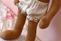 Doll accessories / by Amy Webb