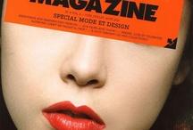 Magazine & Book Cover Design