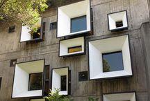 cornici finestre moderne