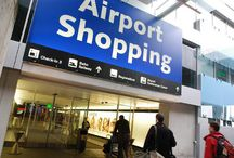 Retail trends at airports