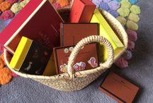 Our boxes/Nos boîtes