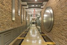 Entryways / koridorlar