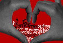 Carteles San Fermín