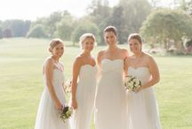 All in White / by Southern Weddings Magazine