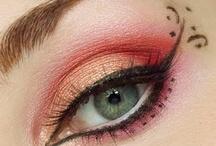 make up / by Tamara Fields