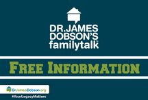 FREE Information / FREE FREE FREE! Offers and downloads and articles and more! / by Dr. James Dobson