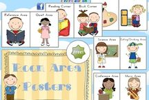 Classroom Decorations/Bulletin Boards / by Michelle Grigsby