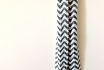Chevron / Knitted