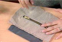 Tipare, tehnici de croitorie / by Cristina Silivestru