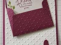 cards / by jennifer penner