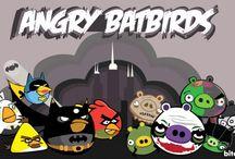 Angry Batbirds