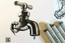 Sketching design