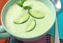 cremas/Soups
