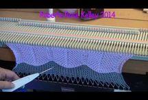 Knittingmachine how to