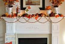 FALL Decor / by Heather Rasmus