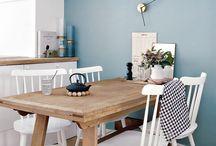 table séjour-cuisine