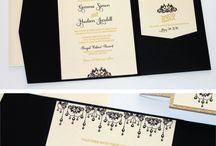 Glitter weddings