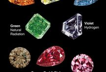Colourful Moments / Coloured gemstones