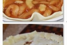 Apple pie caning