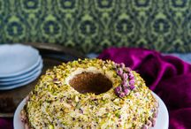 Cakes / Cardamon