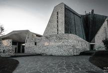 Religious Architecture - Photos by Filippo Poli