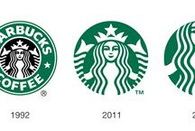 Past and Future Famous Logos