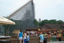 Roller Coasters / Find thousands of roller coasters around the world on the Acehopper Roller Coaster Pinterest Board.