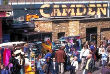 Camden / With it's alternative vibes, why not explore Camden with it's live street-performers, live music venues and famous Camden market! Away from the bustle, there are green spaces to explore and a instgrammable canal to relax by. Browse our Camden board fro inspiration on where to eat, places to stay and things to do in hip Camden.