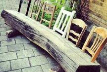 Møbler og div
