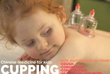 Cupping for kids. Help your child heal naturally with acupuncture and Chinese medicine.