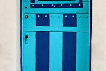Doors / Interesting doors and entrance images for mixed media inspiration