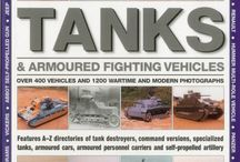 Books About Tanks and AFVs / Books about tanks and/or AFVs.