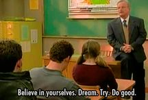 Mr.Feeny / by Amber Caraway