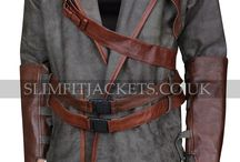 Manu Bennett Shannara Chronicles Allanon Costume Coat / Manu Bennett Shannara Chronicles Allanon Costume Coat is available at Slimfitjackets.co.uk at a discounted price with free shipping across UK, USA, Canada and Europe. For details, please visit the site: http://goo.gl/KpAatJ