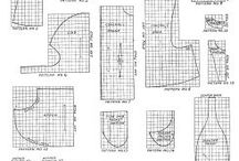 Sewing patterns - commercial