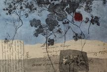Fine Art Prints / Original Prints created by contemporary printmakers using traditional printmaking processes