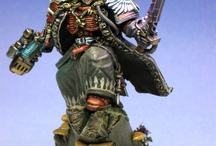 Blood Angels - Inspirational & Reference