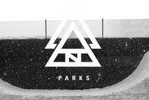 Snowparks / Algunos de nuestros trabajos.