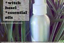 Essential oils / by Nicole Eves