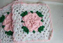 Crochet blankets and stuff-part 2