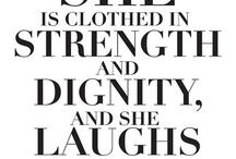 *quote queen*