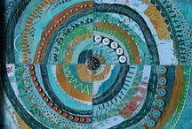 Fiber Arts & Art Quilts / by Susie Faires